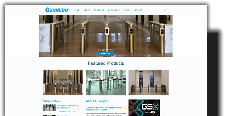FireShot Pro Screen Capture #008 - 'Gunnebo US – Manufacturers and Suppliers of Turnstiles' - www_gunneboentrancesecurity_com
